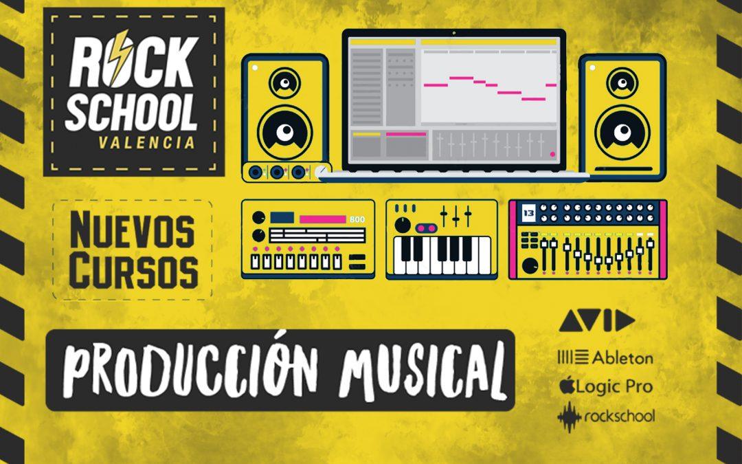 ÚLTIMAS PLAZAS PRODUCCIÓN MUSICAL